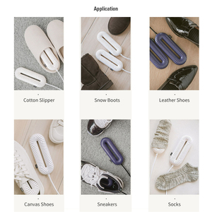 Image 5 - Youpin Sothing Zero One Portable Household Electric Sterilization Shoe Shoes Dryer UV Constant Temperature Drying Deodorization