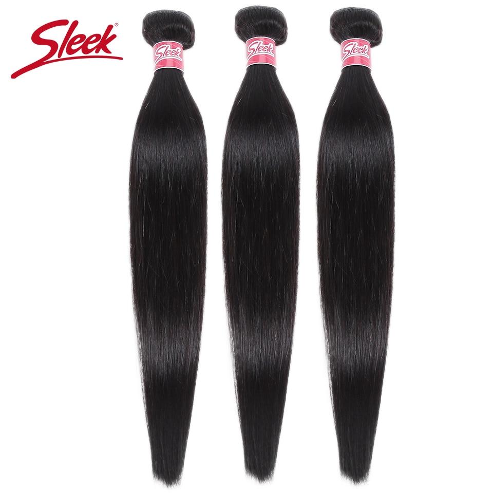 Les paquets brésiliens droits lisses d'armure de cheveux traitent les vendeurs d'extension de cheveux humains 8 à 28 30 pouces Non Remy 100% paquets de cheveux humains