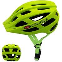 2019 Nieuwe Matte Groene Fiets Fietshelm Ultralight Ademende Mtb Mountainbike Racefiets Fiets Veiligheid Bescherming Helm