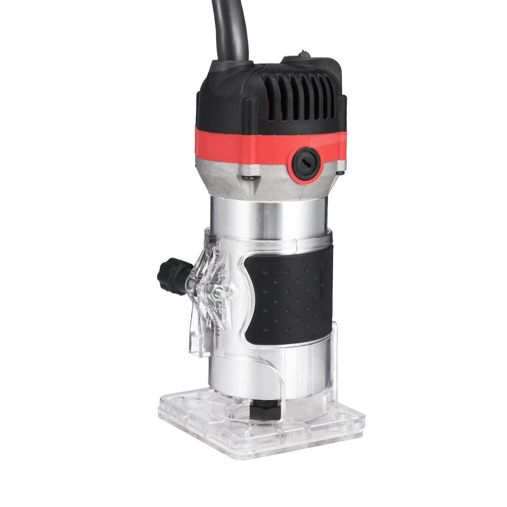 1200W 35000rpm tondeuse électrique à bois fraisage gravure machine de découpage