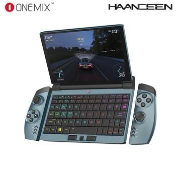 4G LTE FDD OneNetbook OneGx1 Game Laptop 12000mAH Laptop 7'' Win10 i5-10210Y 8GB/16GB DDR3 256GB/512GB SSD