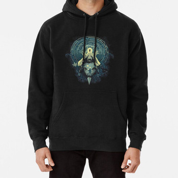 Pan's Labyrinth Hoodie Pans Labyrinth Guillermo Del Toro Fantasy Horror Movie Minimalist Labyrinth Pan Man Film фото