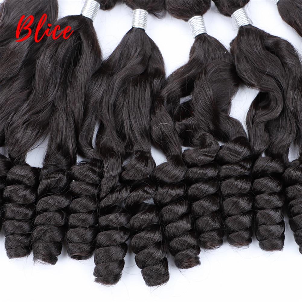 tecelagem com extensões de cabelo trama dupla