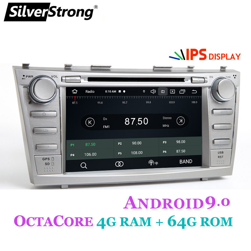 Android9.0 TOYOTA 64GB v40
