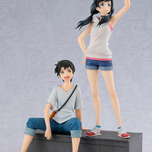 Toy Action-Figure Parade Hodaka Harina Model-Doll Collection Anime No PVC with You Moriji