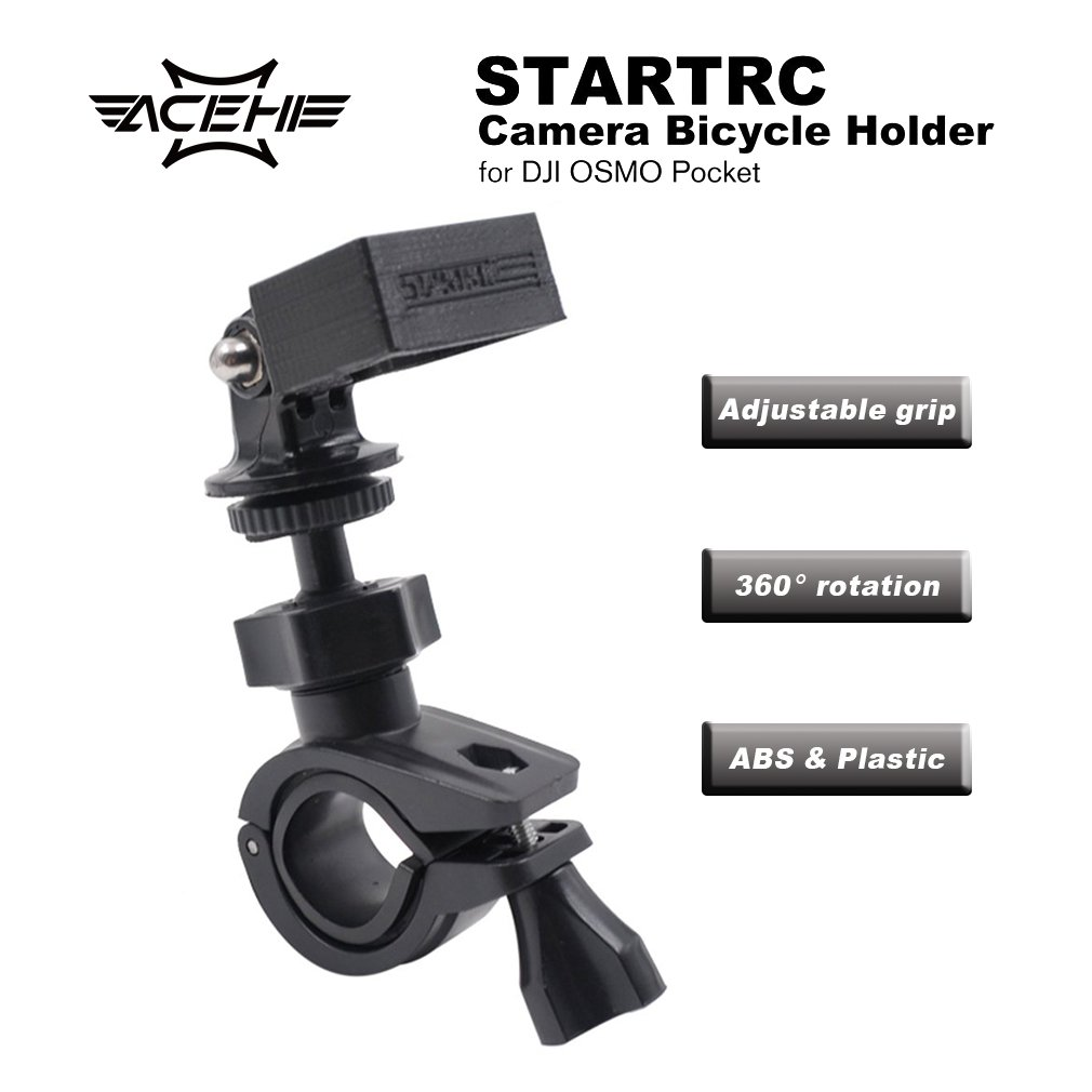 STARTRC Handheld Gimbal font b Camera b font Stand Motorcycle Expansion Accessories for DJI OSMO Pocket