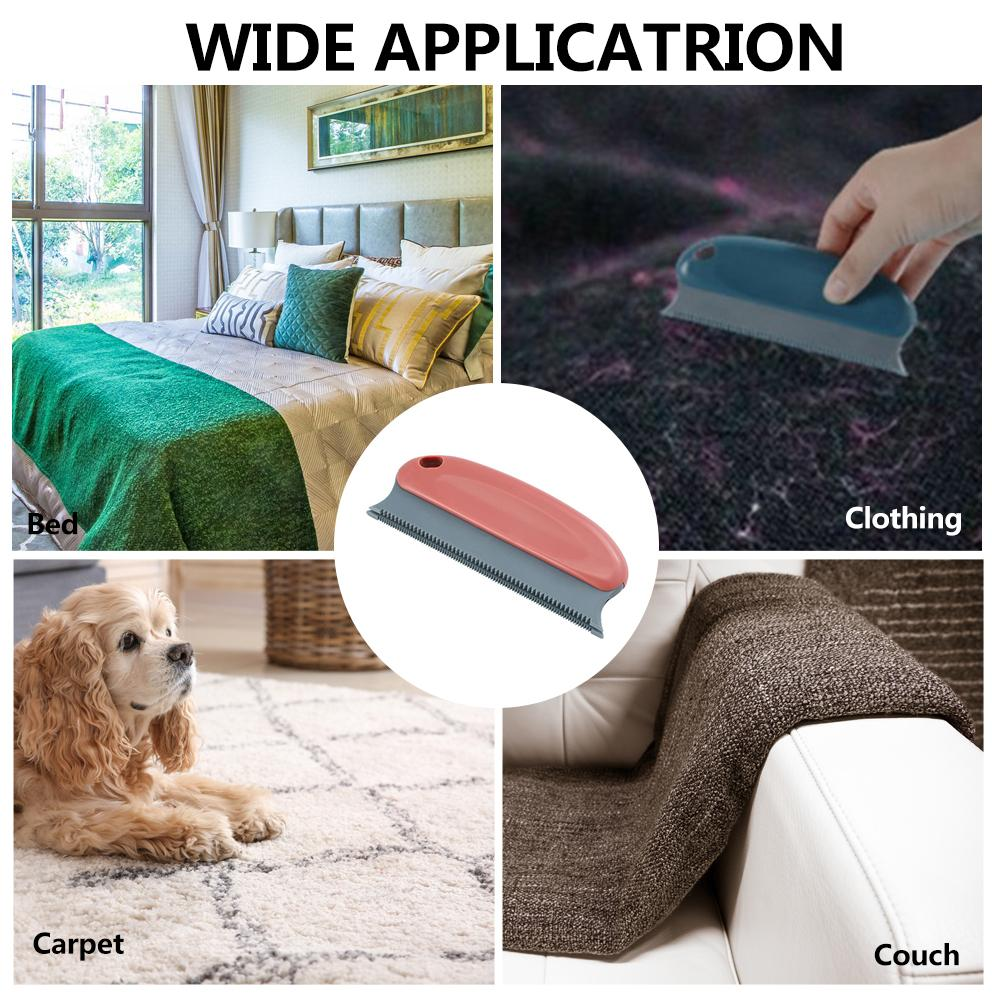 2020 Pet Hair Remover Brush Dog Cat Hair Remover Efficient Pet Hair Detailer For Cars Furniture