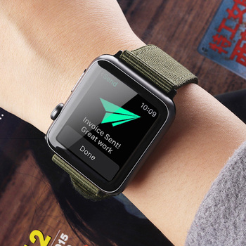Hot Nylon Band for Apple Watch 1