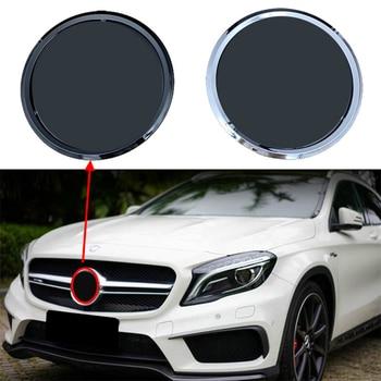 for Mercedes Benz Front Logo Emblem Grille Badge W156 W204 W205 W210 W211 W212 W213 C E Class GLA GLK ML GL GLC GLE Accessories