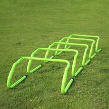 Hurdle Ladder-Set Fitness-Equipment Soccer Hockey Training 2pcs/Lot Exercise Agile Height-Adjustable