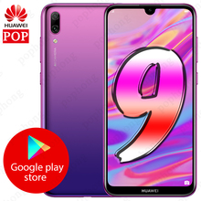 """Global Rom Huawei profiter de 9 téléphone portable 6.26 """"Android 8.1 Octa Core Huawei Y7 Pro 2019 Smartphone 4000mAh double carte double support"""
