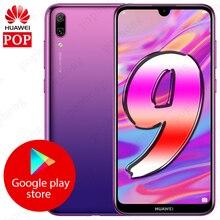 هاتف Huawei Enjoy 9 بذاكرة قراءة فقط عالمية مقاس 6.26 بوصة يعمل بنظام أندرويد 8.1 ثماني النواة هاتف Huawei Y7 Pro 2019 الذكي بطاقة مزدوجة 4000 مللي أمبير في الساعة