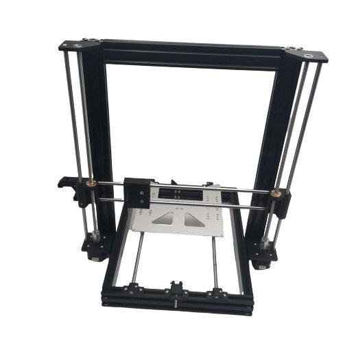 Upgrade Anet A8 BLACK AM8 3D Printer Extrusion Metal Frame full kit