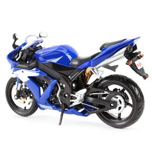 Image 4 - Maisto 1:12 ימאהה YZF R1 למות יצוק כלי רכב אספנות תחביבים צעצועי דגם אופנוע