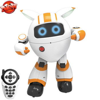 Education Kids Electric Remote Control English Early childhood Story RC Robot Intelligent Programming Singing Dancing Kids Robot