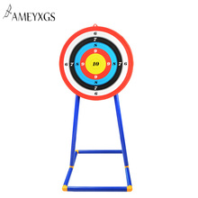 Archery Target And Stand For Children Youth Paper Outdoor Practice Training Shooting Hunting Accessories