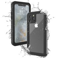 Case For iPhone 11 11 Pro Max IP68 Waterproof 360 Degree Shockproof Diving Underwater Cover for iPhone 11 Pro Case Transparent Fitted Cases     -
