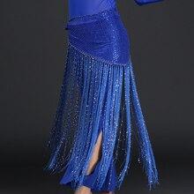 Женский шарф для танца живота, расшитый пайетками, этнический шарф с кисточками, треугольный шарф для танца живота, пояс, юбка с бахромой, 10 цветов