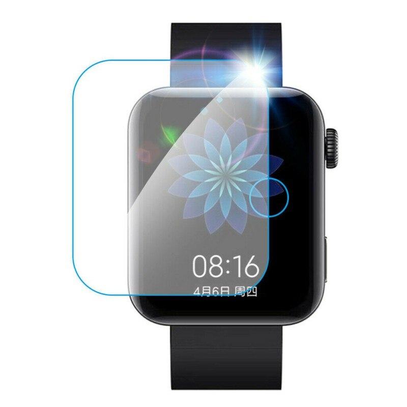 Montre intelligente transparente résistant aux rayures protection F cartes mémoire