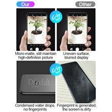 NO Fingerprint Matte Tempered Glass for Samsung Galaxy A20E  M10 M20 A01 A81 M31 M11 A21S Screen Protector for Galaxy A51 A71 5G