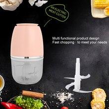 Multi-fonction électrique hachoir à viande hachoir cuisine robot culinaire viande ail hachoir alimentaire mélangeur mélangeur mélangeur