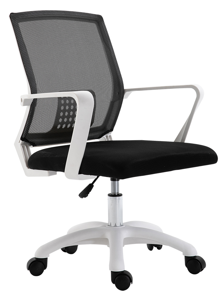 Office Chair Economical Household Meeting Lifting Swivel Chair Ergonomic Backrest Learning Chair Simple Computer Chair