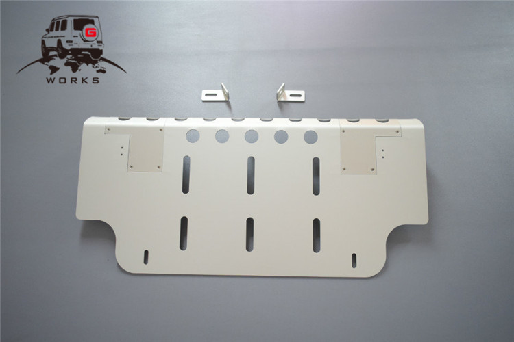 front skid plate (26)