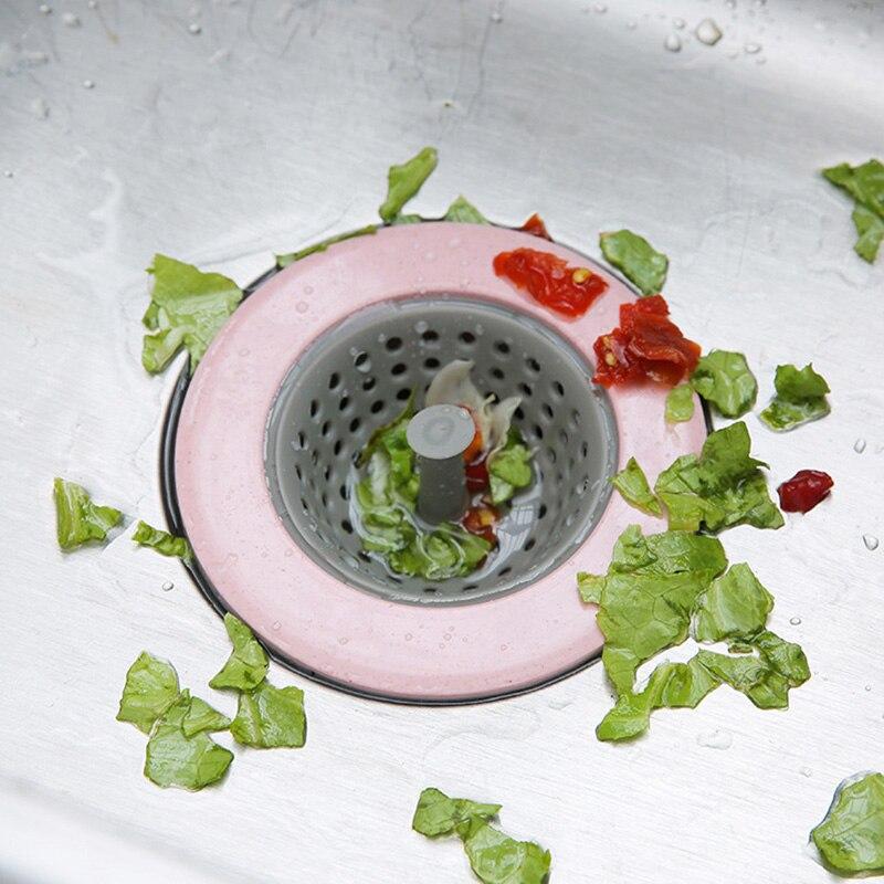 Купить 1 шт силиконовый фильтр для раковины фильтр кухонные аксессуары