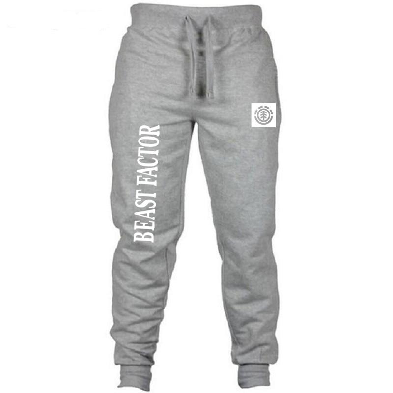 New Fashions Men's Winter Pants 2019 Joggers Fleece Straight Trousers Mirco Sweatpants Casual Loose Hip Streetwear Pants