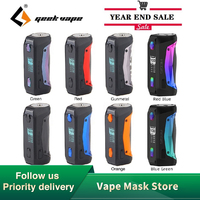 New Original 100W Geekvape Aegis Solo MOD with Latest AS Chipset E cig Vape TC Box Mod Aegis Solo VS Drag 2/ Luxe Mod/ Gen Mod