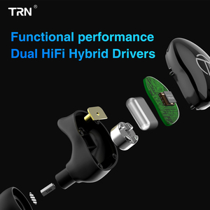 Image 4 - TWS наушники TRN T200 с поддержкой Bluetooth 5,0 и ipx5