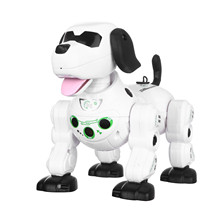 Toys Robot Remote-Control-Robot Smart for Kids Touch-Sensing Gift Model-Deformed Car-Toy