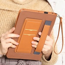 for iPad 7th Genration Air 2 10.2 Case for iPad Pro 11 2020 & 2018 PU Leather Cover Soft Funda for iPad Pro 11 inch 2nd Gen Case