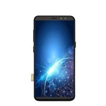 """5.6""""Super OLED LCD For Samsung Galaxy A8 2018 A530 A530F A530DS A530N SM-A530N LCD Display and Touch Screen Digitizer  Assembly"""