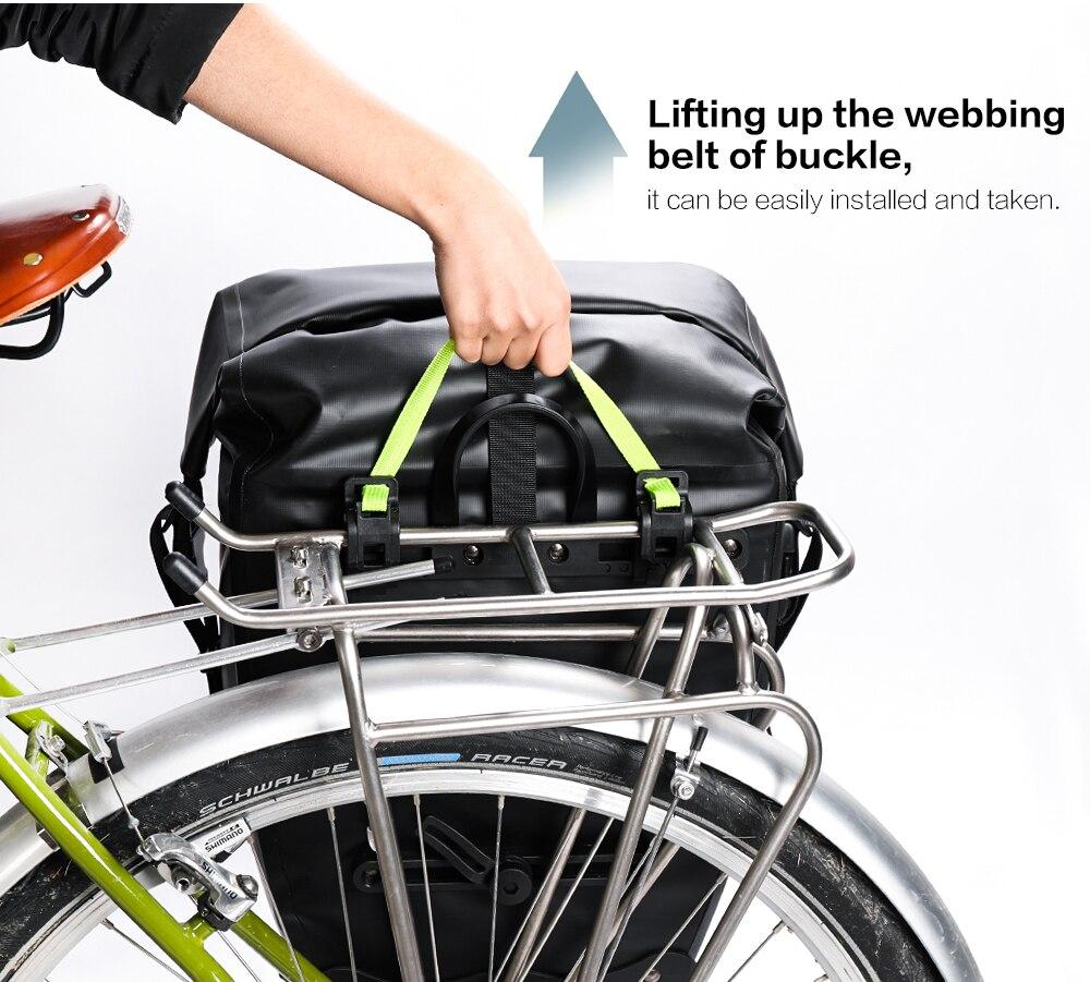 Waterproof Bike Pannier Bag (9)