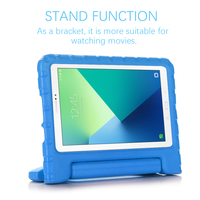 """screen film For Samsung Galaxy Tab A 10.1"""" 2019 T510 T515 2019 Tablet Case EVA Shockproof Portable Handle Protective Stand Cover+Screen Film (4)"""