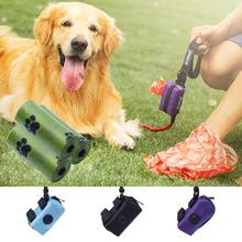 Organizer Bag-Dispenser Pets-Supplies Garbage-Bags Biodegradable Pet-Puppy Cat-Pick-Up