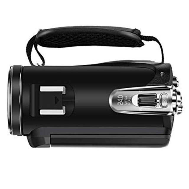 3.1inch Screen Digital Camera Professional Night-vision Recording Used As PC Cam Camcorder Ultra HD 4K Video Camera Anti-shake 2