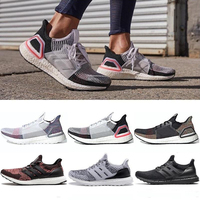 2019 High Quality Ultraboost 19 3.0 4.0 Running Shoes Men Women Ultra Boost 5.0 Runs White Black Athletic Shoes Size 36 47