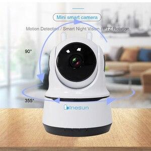 Image 5 - Inesun [2020 Mới Nhất]] Trong Nhà Camera An Ninh Không Dây 1080P WIFI IP Giám Sát Tại Nhà Hệ Thống Với Con Người Theo Dõi Hai chiều