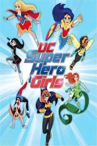 DC超级英雄美少女第一季[更新至27集]