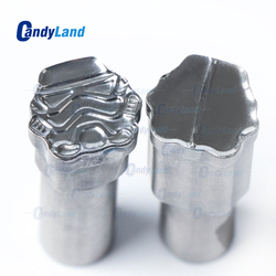 CandyLand робот логотип таблетка пресс-форма конфеты штамповка под заказ логотип кальция таблетка штамповка для TDP 0 машина