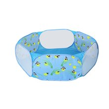 Складной ребенок манеж шестиугольник светлячок мячи бассейн яма крытый открытый дети ребенок игрушка игра игра дом дети подарок игра палатка
