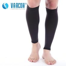 Calcetines de alta compresión de rodilla 20 30 mmHg funda de pantorrilla hombres mujeres lo mejor para correr, atlético, médico, venas varicosas, embarazo, Viajes