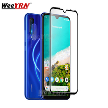 2 in 1 Camera Lens Tempered Glass For Xiaomi mi A3 A2 8 lite A1 9 9se 9t pro Screen Protector Mi9t 9t pro Protective Glass Flim цены онлайн