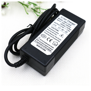 Image 2 - Aerdu 3 s 12.6 v 3a 12 v fonte de alimentação bateria de lítio bateria li ion batterites carregador ac 100 240 v conversor adaptador ue/eua/au/uk plug