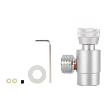 CGA320ASA CO2 Filling Cylinder Refill Adapter Connector Kit For SodaStream Tank +1 Set Accessories Adjustable Valve Pin