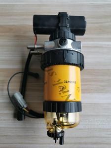 Оригинальный Топливный фильтр ручной насос давления/электрический насос в сборе 32/925914 32/925915 дизельный двигатель топливный сепаратор воды д...