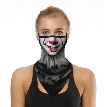 Face Mask Fashion Triangle Half Face Shield For Adults Men Women Sunscreen Bandanas Scarf Cycling Hanging Ear Face Mask Reusable 1