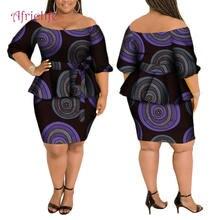 Комплект из 2 частей комплект обуви в африканском стиле платья